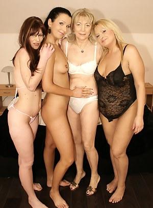 Lesbian Teen Friends Mom