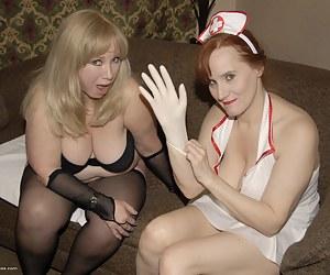 Lesbian Nurse Porn Pictures