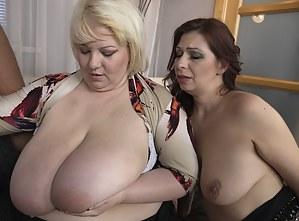 SSBBW Lesbian Porn Pictures